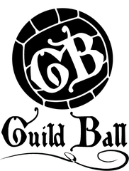 Guild Ball: Season 2 base/core Rulebook Steamforged Games