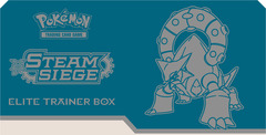 Pokemon: XY11 Steam Siege Elite Trainer Box