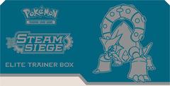 Pokemon: XY11 Steam Siege Elite Trainer Box