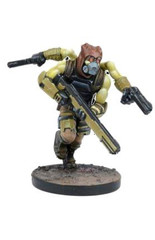 Deadzone 2nd Edition: PRESALE Mercenary Teraton Shock Trooper Mantic