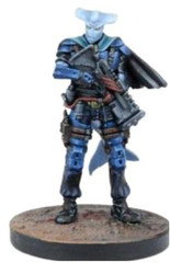 Deadzone 2nd Edition: PRESALE Mercenary Hund, Rin Bounty Hunter Mantic