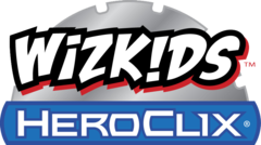 Heroclix:  Batman and His Greatest Foes Fast Forces Wizkids