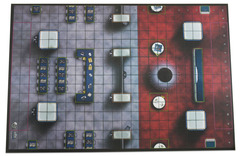 HeroClix: 2016 Collector`s Premium Map - Gaming Convention Wizkids