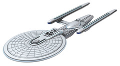 Star Trek Attack Wing: Federation U.S.S. Enterprise NCC-1701-B Expansion Pack Wizkids