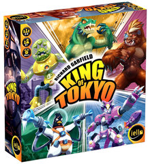 King of Tokyo: 2016 Edition board game Iello