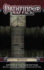 Pathfinder RPG: Map Pack - Bridges Paizo
