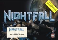 Nightfall: base/core + martial law bundle AEG 5300