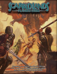 Scarred Lands 5E D&D RPG: PRESALE Player's Guide