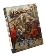 Pathfinder RPG: PRESALE Absalom - City of Lost Omens