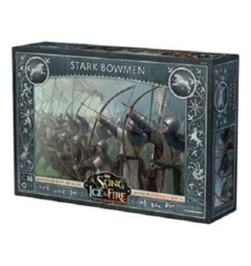 A Song of Ice & Fire Miniatures Game: PRESALE Stark Bowmen unit box
