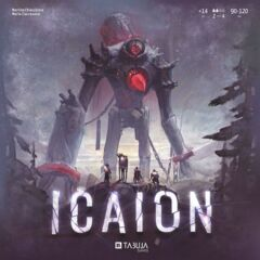 Icaion: kickstarter exclusive board game
