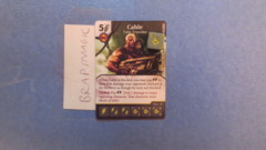 Marvel Dice Masters: Cable, Time Traveler #99 (rare)