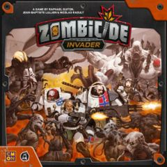 Zombicide - Invader: PRESALE board game