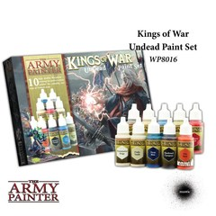 Warpaints: Kings of War Undead Paint Set (10) The Army Painter