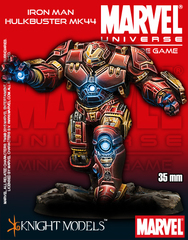 Marvel Universe Miniature Game: Iron Man Hulkbuster MK44 Knight Models