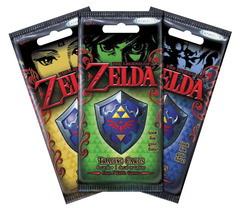 The Legend of Zelda: Trading Cards Value Box Enterplay