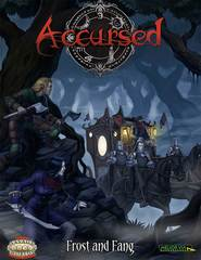 Savage Worlds RPG: Accursed - World of Morden rulebook Melior Via