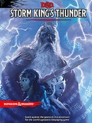 Dungeons and Dragons RPG: Storm King's Thunder WotC