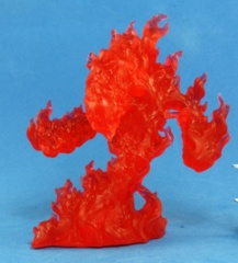 Reaper Bones Miniatures: Large Fire Elemental 77082
