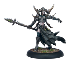 Warmachine: PRESALE Cryx Warwitch Deneghra (metal) 34086