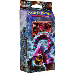Pokemon TCG: XY11 Steam Siege Gears of Fire intro theme pack