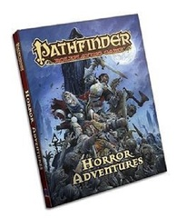 Pathfinder: Horror Adventures Hardcover supplement Paizo
