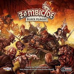 Zombicide: Black Plague base/core board game