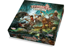 Zombicide: Black Plague - Wulfsburg expansion board game
