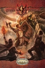 Savage Worlds RPG: Codex Infernus - The Savage Guide to Hell (Softcover)