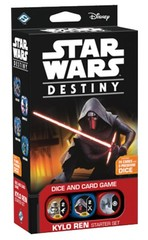 Star Wars Destiny Dice Building Game: Awakenings - Kylo Ren Starter