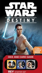 Star Wars Destiny Dice Building Game: Awakenings - Rey Starter