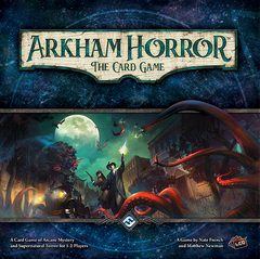 Arkham Horror LCG: living card game base/core FFG