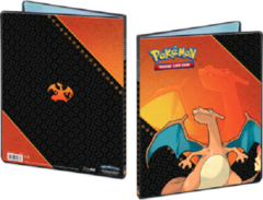 Ultra Pro: Pokemon Charizard 4pkt 4-pocket pages 84626-P