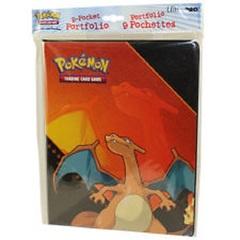 Ultra Pro: Pokemon Charizard 9pkt 9-pocket pages 84627-P
