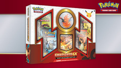 Pokemon TCG: Charizard EX Red & Blue Collection