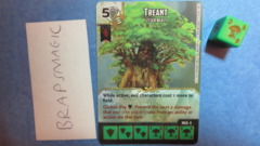 Dungeons & Dragons Dice Masters: Treant, Lesser (common)