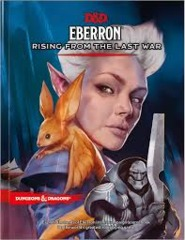 D&D 5th edition: Eberron - Rising from the Last War REGULAR EDITION