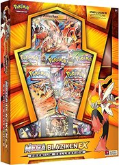 Pokemon TCG: Mega Blaziken EX Box