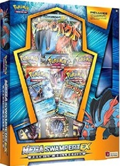 Pokemon TCG: Mega Swampert EX Box