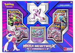 Pokemon TCG: Mega Mewtwo Collection Box