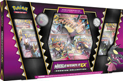 Pokemon TCG: Mega Mawile EX Box