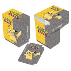 Ultra Pro: Pokemon Pikachu deck box 84481