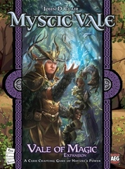 Mystic Vale: Vale of Magic board game expansion AEG