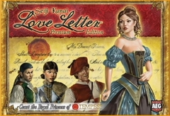 Love Letter: Premium Edition base/core card game AEG