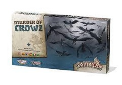 Zombicide: Black Plague - Murder of Crows expansion board game