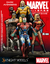 Marvel Universe Miniature Game: The Dark Avengers Knight Models