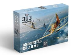 303 Squadron: PRESALE Brothers in Arms expansion board game ares