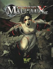 Malifaux: Ripples of Fate book