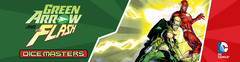 DC Dice Masters: Green Arrow and the Flash Booster Pack