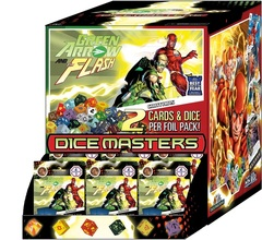 DC Dice Masters: Green Arrow and the Flash Gravity Feed